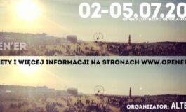 Chromeo, Artur Rojek i inni na Open'er Festival 2014