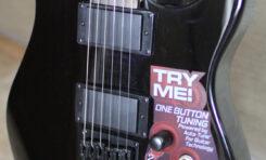 Gitara elektryczna Peavey AT-200 w redakcji TopGuitar