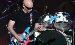 Joe Satriani - Summer Song - zakończenie trasy Unstoppable Tour