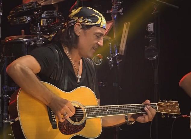 Posłuchaj Scorpions z koncertu MTV Unplugged (wideo)