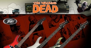 walking dead Peavey
