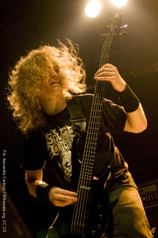 Alex Webster Cannibal Corpse