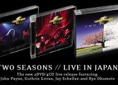 "Guthrie Govan akustycznie z GPS ""Two Seasons - Live in Japan"""