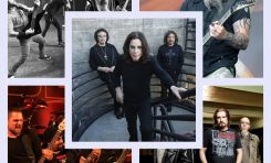 Nominacje Grammy 2014 w kategorii Najlepszy Występ Metalowy