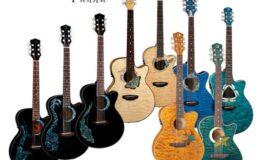 Gitary akustyczne Luna Guitars w Polsce