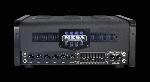 Mesa przedstawia Bass Strategy Eight:88