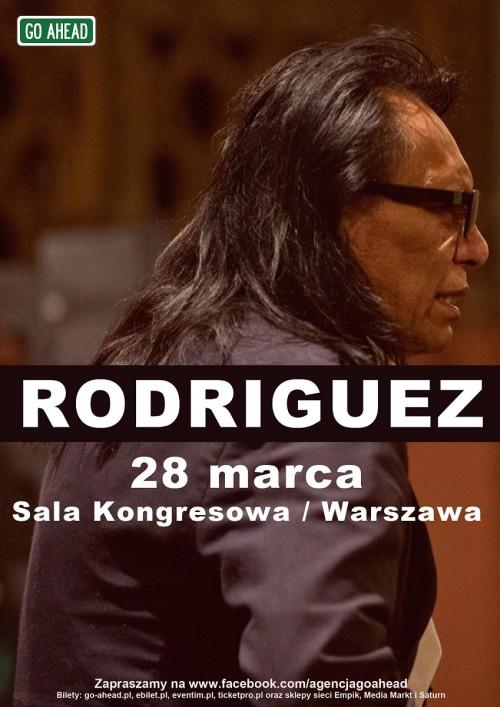 Bilety na Rodrigueza w sprzedaży