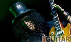 Slash tłumaczy czemu Corey Taylor i Sebastian Bach nie są w Velvet Revolver