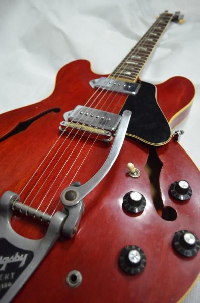 Vintage'owy Gibson ES-330 w TopGuitar
