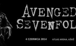 Avenged Sevenfold w Łodzi