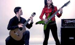 Niecodzienny gitarowy duet