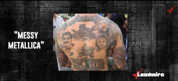 30 najgorszych tatuaży rockowych