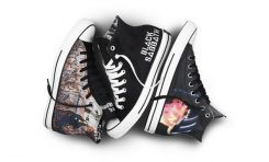 Buty Converse dla fanów Black Sabbath