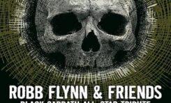 Robb Flynn organizuje Black Sabbath All-Star Tribute