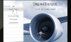 Mobilna aplikacja Dream Theater 360º