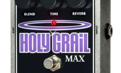 NAMM 2014: EHX Holy Grail Max