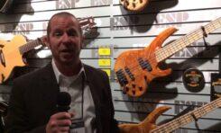 NAMM 2014: ESP LTD RB1000 Bass