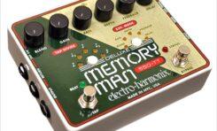Electro-Harmonix Deluxe Memory Man 550 TT