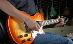 NAMM 2014: Gibson Les Paul Peace