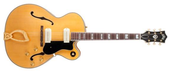 Nowe modele gitar Guild na rok 2014