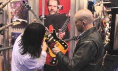 NAMM 2014: nowy Ibanez Paul Gilbert Fireman