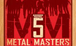 Koncert Metal Masters 5 w streamingu na żywo
