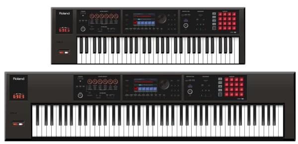 Nowe keyboardy Roland FA-06 i FA-08