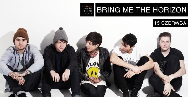 Bring Me The Horizon zagra na Orange Warsaw Festival 2014