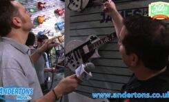 NAMM 2014: gitary i basy ESP