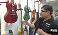 NAMM 2014: Gibson Limited Run oraz SG