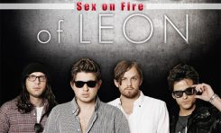 Kings of Leon - Sex on Fire, recenzja książki