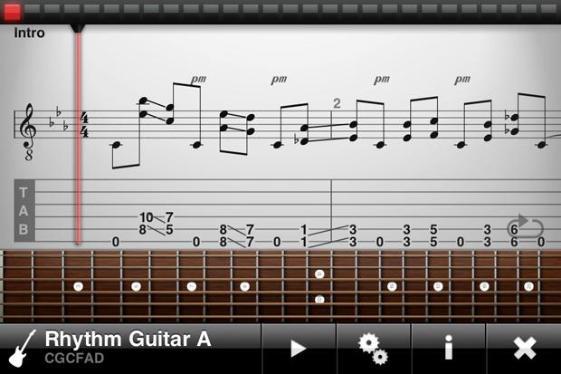 12 mobilnych aplikacji gitarowych (iOS)