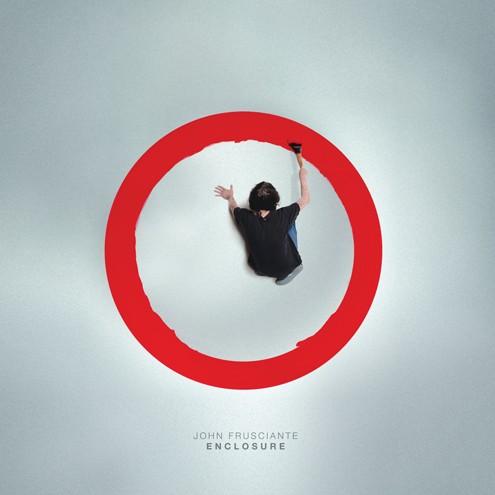 "John Frusciante z nową płytą ""Enclosure"""