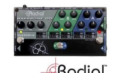Radial Bassbone Overdrive prosto z NAMM 2014
