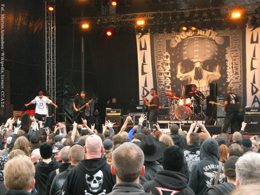 Koncert Body Count i Suicidal Tendencies przeniesiony do Klubu Progresja