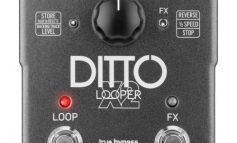TC Ditto Looper X2 nagrodą na Guitar Awards 2014