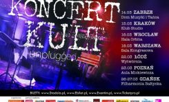 Marcowa trasa Kult Unplugged