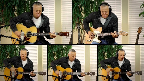 "Tommy Emmanuel nagrywa ""The Journey"" po raz drugi"