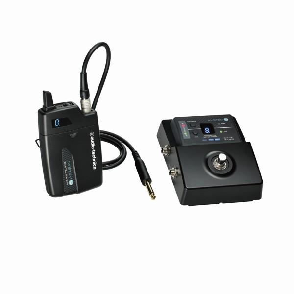 Audio-Technica prezentuje System 10 Stompbox