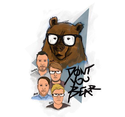 """Don't You Bear """"The Cherry Affair"""" EP"""