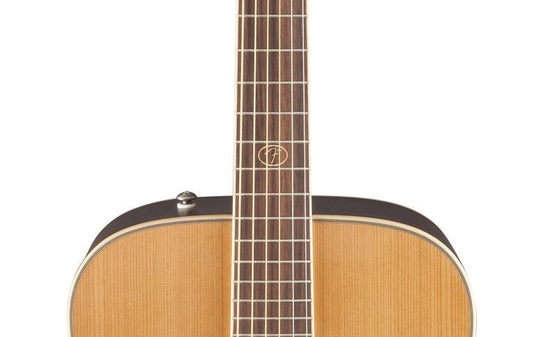Fender przedstawia akustyki F-Series