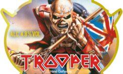 Piwo Trooper grupy Iron Maiden wciąż dobrze się sprzedaje