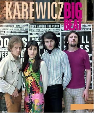 "Książka ""Big Beat"" Marka Karewicza i Marcina Jacobsona"