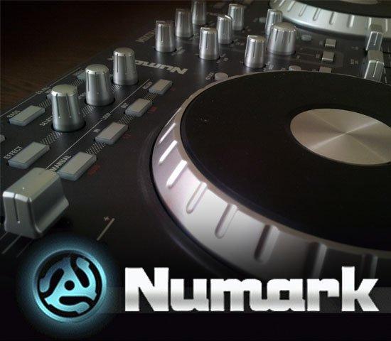 Lauda Audio oficjalnym dystrybutorem sprzętu Numark