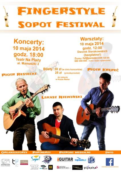 Fingerstyle Sopot Festiwal 2014