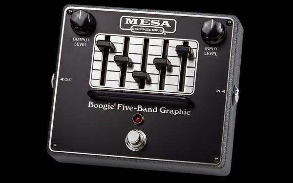Mesa Boogie Five-Band Graphic EQ w magazynie TopGuitar