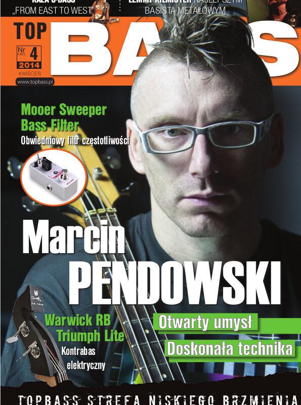 Marcin Pendowski w TopBassie