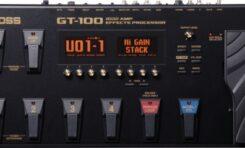 Pobierz wersję 2 dla Boss GT-100 za darmo