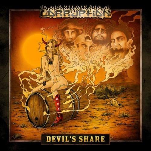 """Corruption i szczegóły """"Devil's Share"""""""