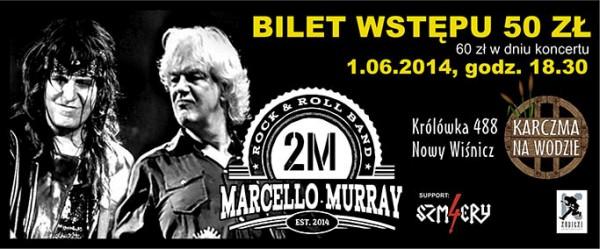 2M Marcello & Murray w Karczmie na Wodzie